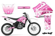 AMR RACING OFF ROAD GRAPHIC MOTORCYCLE STICKER WRAP KIT YAMAHA TTR 125 00-07 SLI