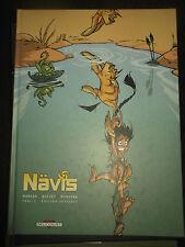 Navis T 1 Morvan Buchet Munuera Edition spéciale Delcourt EO TL 5900 NB