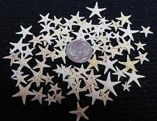 50 pcs. NaturalcolorReal Natural Mini Flat Starfish 8 -20mm