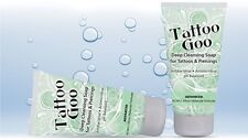 TATTOO GOO TATTOO/PIERCING CLEANSING SOAP 2-oz Aftercare Healing Tattoo Supply