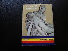 VATICAN - carnet de 12 cartes postales 1973 (cy52)
