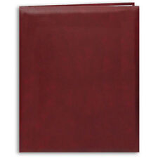 Pioneer MB-811 8-1/2x11 EZ Load Memory Book Burgundy (Same Shipping Any Qty)