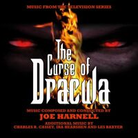 Cliffhangers-The Curse of Dracula: Original Soundtrack by Joe Harnell,Les Baxter