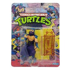 Ninja Turtles Shredder Sealed NIB Unpunched Vintage Rare TMNT Playmates 1990