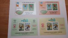 España 1978 y 1979 XI Feria Nacional del sello,Expo-Ocio Madrid Oferta de Lujo