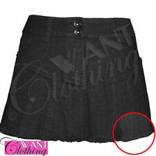 Unbranded Denim Short/Mini Skirts for Women