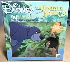 Disney The Jungle Book 2 Jigsaw Puzzle 24 Piece Hasbro Mb Ages 3-7 10x13