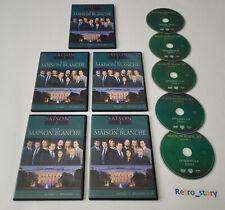 Coffret DVD A La Maison Blanche - Saison 3 - INCOMPLETE