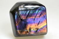100% AA Natural Purple Blue Flash Labradorite Mix Cabochon Loose Gemstone  AC133