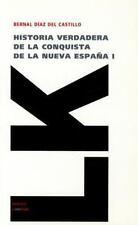 Historia Verdadera de la Conquista de la Nueva Espana I (Paperback or Softback)