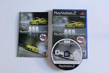 Playstation 2 PS2 Spiel Speed Machines III 3