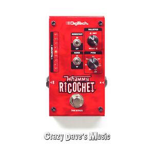 Digitech Whammy Ricochet Pitch Shift Pedal (used)