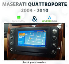 Maserati Quattroporte 2004 - 2010 Apple CarPlay & android auto Integration