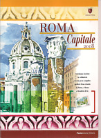 FOLDER ITALIA    ROMA CAPITALE 2008  VALORE FACCIALE  € 13,00