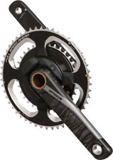 FSA POWERBOX CARBON CRANKSET 175MM 52/36T 386EVO 11 Speed CRANK Grey w/o BB