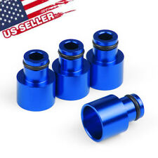 4x Fuel Injector Top Hat Adapters For Acura Integra Civic B D Series B16 B18 RDX