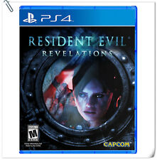 PS4 Resident Evil Revelations ENG RE SONY Capcom Action Games