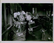 GA27 1940 Original Photo MAE WEST WC FIELDS My Little Chickadee Gorgeous Blonde