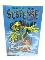 Masters of Suspense Omnibus Volume 1 Lee Marvel HC Hard Cover New Sealed $100