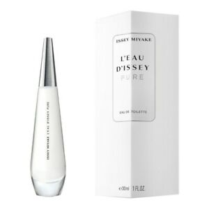 Issey Miyake L'eau D'Issey Pure 30ml EDT (L) SP Womens 100% Genuine (New)