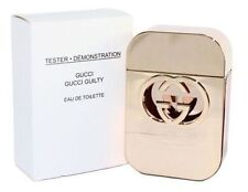 Gucci Guilty By Gucci 2.5 Oz EDT Spray New Tester Perfume For Women With Cap