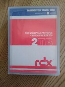 [Ref:8731-RDX] TANDBERG DATA Cartouche RDX 2 To
