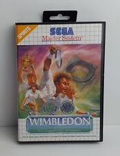 WIMBLEDON - Sega Master System - NEW STOCK FOUND