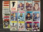 1966 Philadelphia Football Cards 80