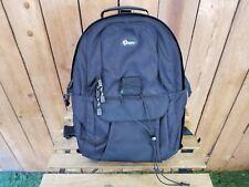 LowePro Case Back Pack CompuTrekker  AW Camera DSLR Laptop Backpack Black