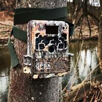 3 Pack of TrailCam SHIELDs | Theft Prevention Decals For Trail Cameras