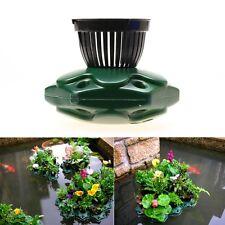 Aquaponics Floating Pond Planter Basket Kit - Hydroponic Island Gardens Features