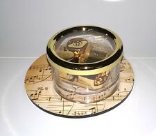 Nocturne by Chopin - Revolving Music Box by Odyssey - Carousel Classical Music