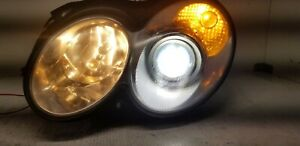 2006 Mercedes-Benz CLK 550 DRIVER Side Used HID Headlight #1056-H