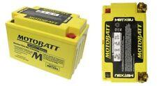 Batterie Motobatt per moto Suzuki senza inserzione bundle