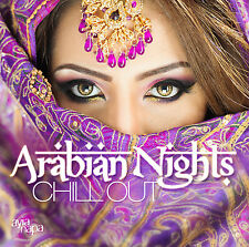 CD Arabian Nights Chill Out von Various Artists  2CDs