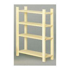 Bodo Hennig 25238 Miniatur Vorratsregal Holz 1:12 für Puppenhaus NEU!   #