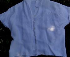 TrueVintage weiße Bluse-