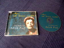 CD Edith Piaf - Nein Ich Bereue Nichts Best Of Greatest Hits Collection 24 Titel
