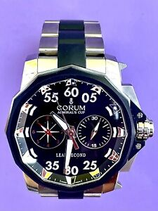 Corum Admiral's Cup Leap Second 48 Chronograph Swiss Made 2236769