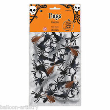 28 Halloween Horror Bugs Insects Party Children's Loot Gifts Toys Favours