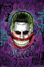 SUICIDE SQUAD - JOKER POSTER - 22x34 - DC COMICS MOVIE 14597