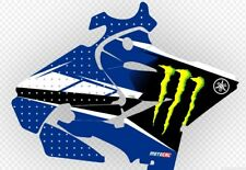 YZ 250 2015 - 2017 Monster Energy Chad Reed Replica Graphics Kit