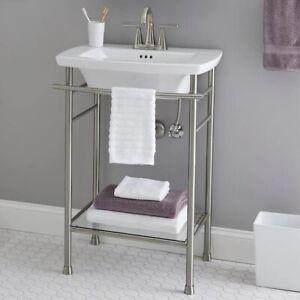 American Standard Pedestal Bathroom Sinks For Sale Ebay