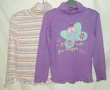 Mädchen-T-Shirts & -Tops mit Polokragen aus 100% Baumwolle