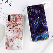 Bling Glitter Thin Soft TPU Thin Pattern Case Cover For iPhone X XS 8 7 6S Plus