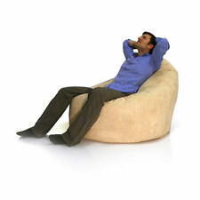 Unbranded Faux Suede Bean Bag & Inflatable Furniture
