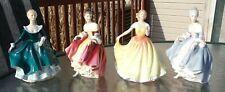 New ListingVintage Royal Doulton Figurines Dancing Ladies Lot of 4 total