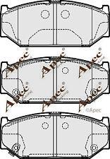 PAD1823 GENUINE APEC FRONT BRAKE PADS FOR SUZUKI SWIFT