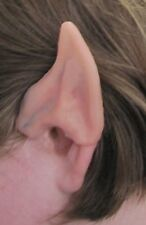 ALIEN ELF POINTED EAR TIPS FAIRY PIXIE HOBBIT SPOCK VULCAN LARP SPACE COSTUME