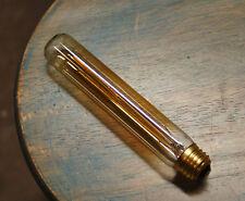 Tubular Bombilla, Estilo Antiguo Edison Filamento, 60 vatios incandescente E26